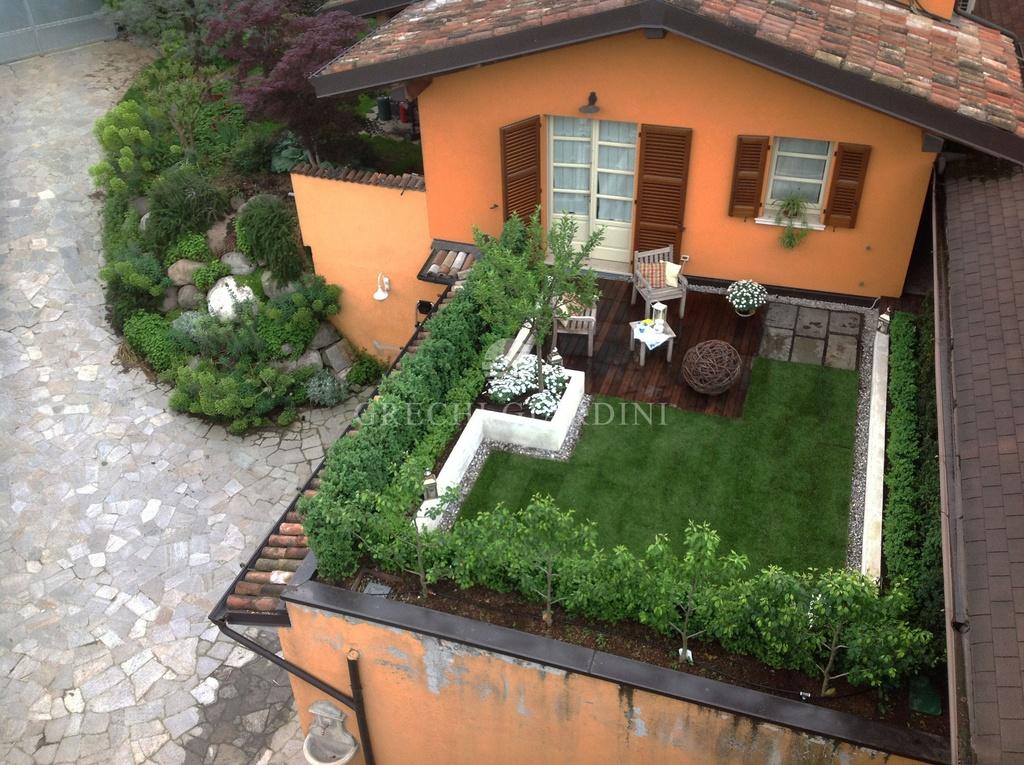 Terrazza a Brescia (Giardino Pensile) | I nostri lavori | Grechi ...