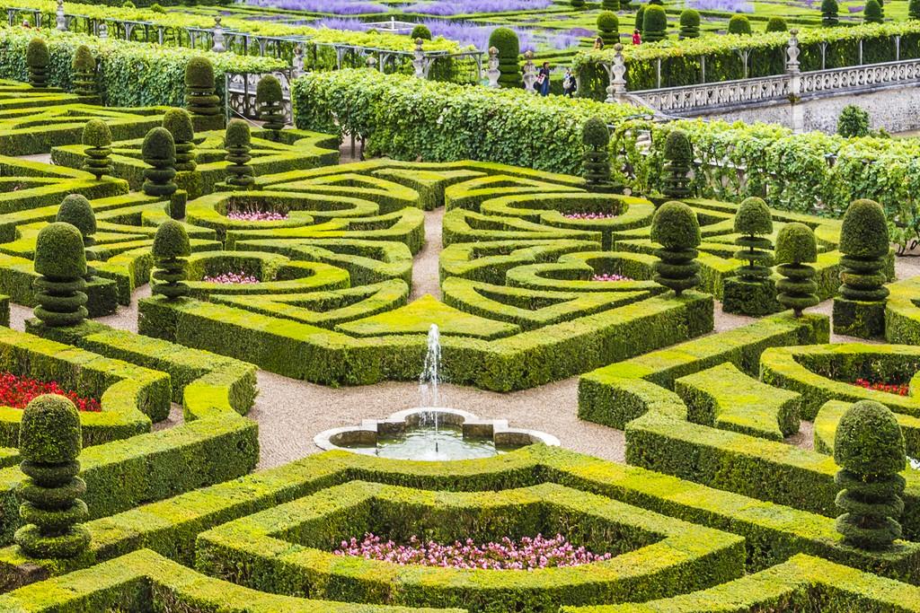 Storia del giardino rinascimentale in francia curiosit - Giardino francese ...