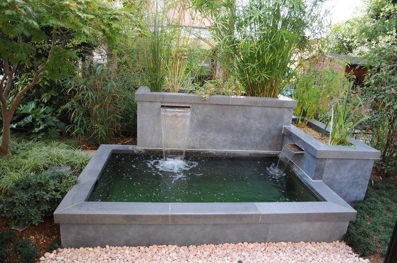 Una piccola bio piscina realizzazione biolago e for Bio piscina